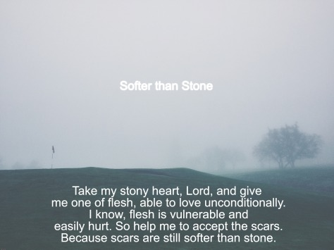 Softer than Stone